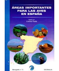 Áreas Importantes para las Aves en España