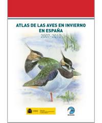 Atlas de las aves en invierno en España