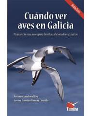 Cuándo ver aves en Galicia