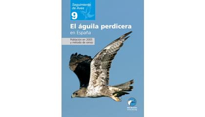 El águila perdicera en España