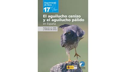 El aguilucho cenizo y el aguilucho pálido en España