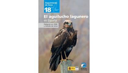 El aguilucho lagunero en España