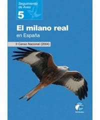El milano real en España