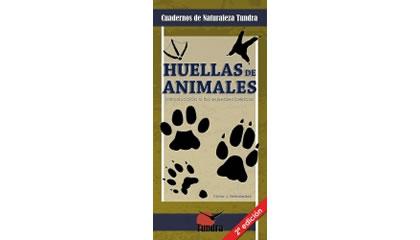 Huellas de animales. Introducción a las especies ibéricas