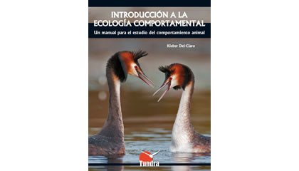 Introducción a la Ecología Comportamental. Un manual para el estudio del comportamiento animal (2010)