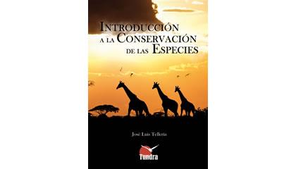 Introducción a la conservación de las especies