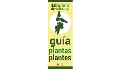 L'Albufera de València. Guía de plantas