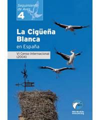 La cigüeña blanca en España