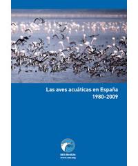 Las aves acuáticas en España 1980-2009