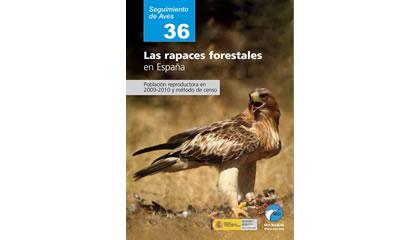 Las rapaces forestales en España