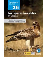 Las rapaces forestales en España. Población reproductora en 2009-2010 y método de censo