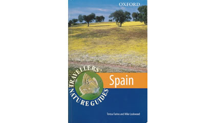 Traveler's Nature Guides. Spain