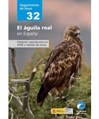 El águila real en España