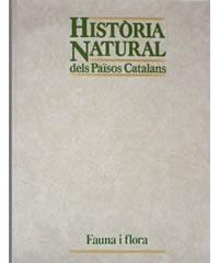 Història Natural dels Països Catalans. Suplement Fauna i flora
