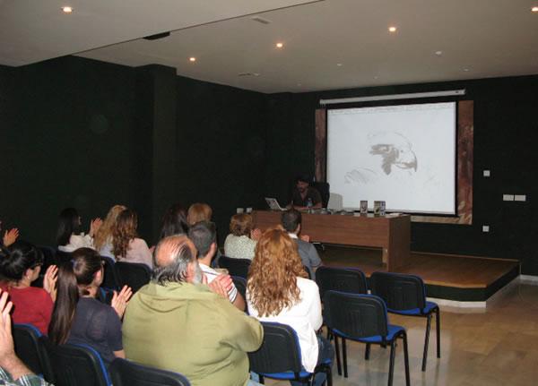 Presentación de los cuadernos de Halcones y Buitres ibéricos